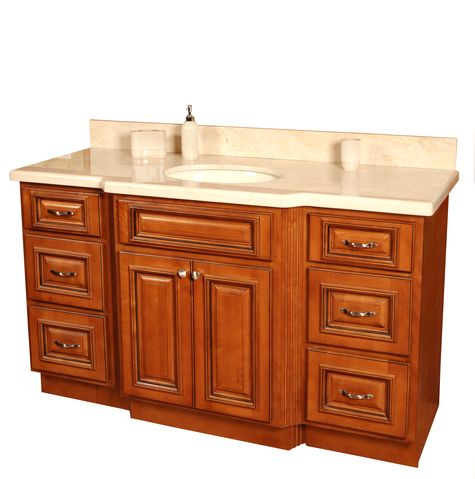 Maple Bathroom Vanity Cabinets horizon maple bathroom vanities - rta cabinet store