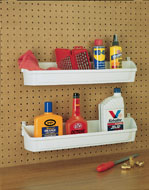 Polymer Door Storage Trays