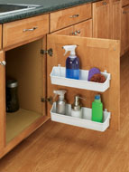 Polymer Door Storage Tray Sets
