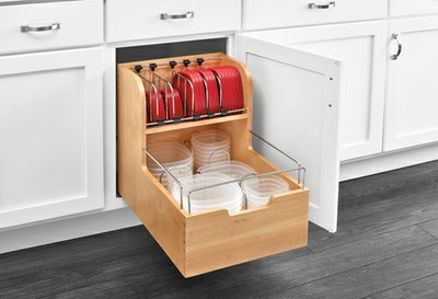 Food Storage Container Organizers
