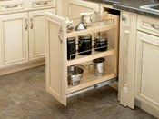 Pull-Out Base Cabinet Organizers (Full Insert)