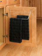 Towel Holder and Pull-Out Towel Bar