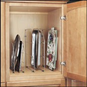 Tray Dividers (with clips) for Base Cabinets