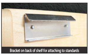 Mounting Brackets  Accessories - Cabinet Drawer Slides, Glides