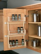 Door Mount Spice Racks