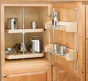 Wood Door Storage Tray Sets