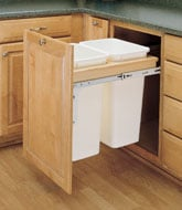 Top Mounted Waste Baskets