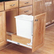 Bottom Pull-Out Waste Containers