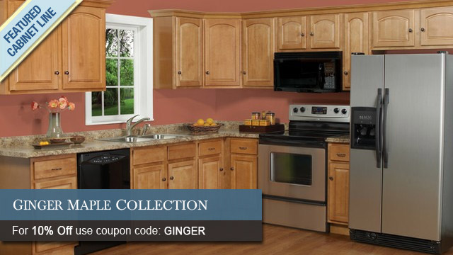 Ginger Maple Featured Monthly Collection