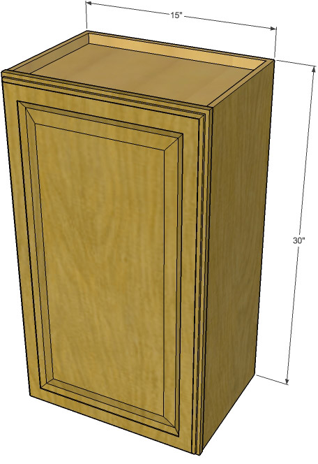 30 x 15 kitchen cabinets 15 inch kitchen cabinets 30 x for Kitchen cabinets 30 x 12