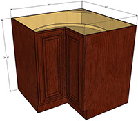 Casa Blanca Other Base Cabinet
