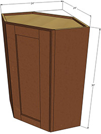Sienna Shaker Other Wall Cabinet