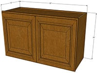 rustic brown kitchen cabinets rta cabinet store RTA Kitchen Cabinets Cherry Finish RTA Kitchen Cabinets Online Scam