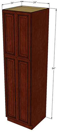 Beaumont Collection Pantry Cabinet