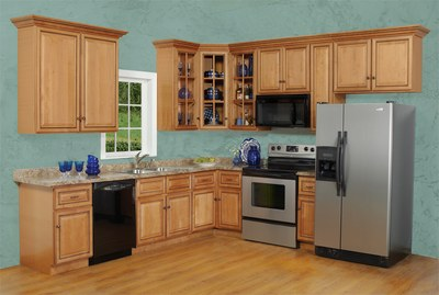 Marquis Cinnamon Kitchen Cabinets