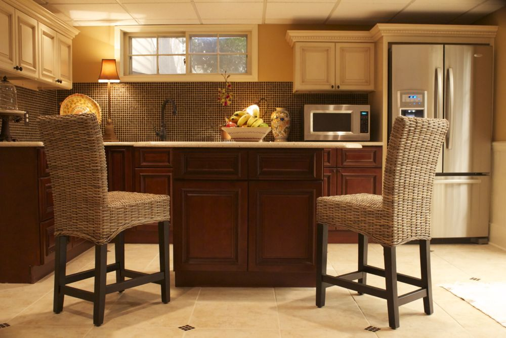 Brandywine and tuscany cabinets featured on tv show good for Brandywine kitchen cabinets