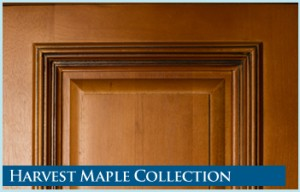 harvest maple kitchen cabinets