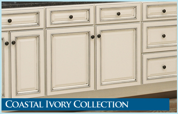 new cabinet lines added to the site coastal ivory kitchen