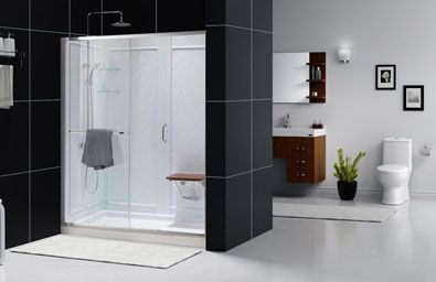 Shower Door and Tub Kits