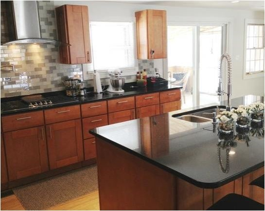 6 popular trends for today s kitchen autumn shaker kitchen for Autumn shaker kitchen cabinets