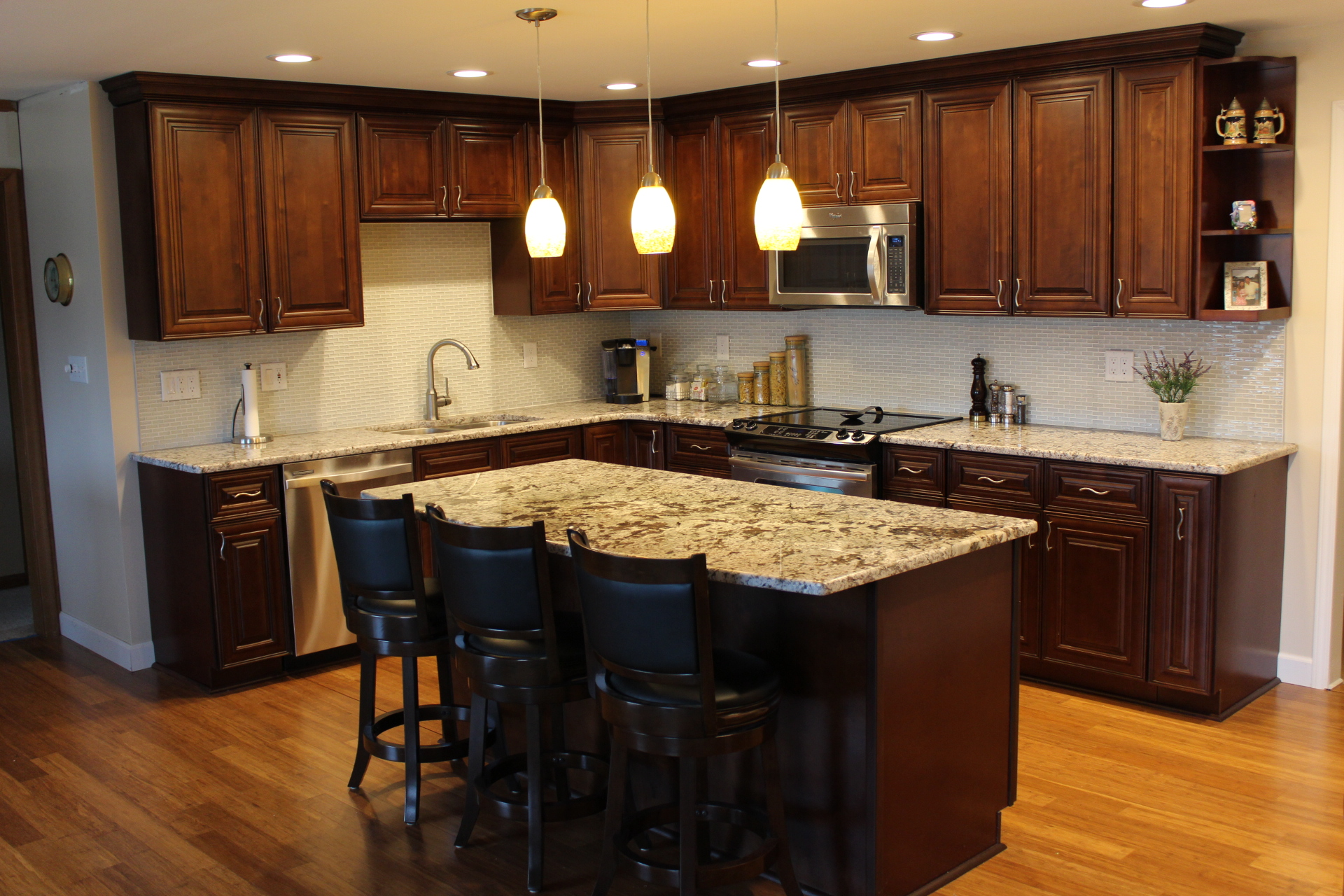 Turning A Kitchen Vision Into A Reality
