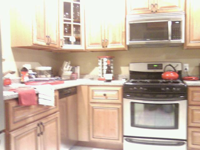 Marquis Cinnamon Kitchen Cabinets