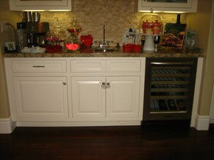 Basement Kitchen Bar Ideas