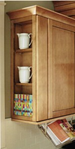High  Bathroom Design on End Bookshelf For Wall Cabinets This Simple Design Allows For