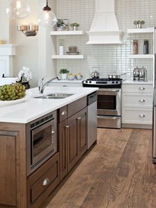 kitchenreveal5 Inexpensive Kitchen Island Ideas