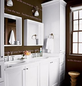 White Bathroom Design on Master Bathroom Design While We Have Several Different Designs Like
