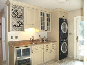 Washer Dryer And Wet Bar Combo Rta Kitchen Cabinets
