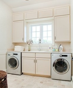 Washer/Dryer Combo With Extra Storage