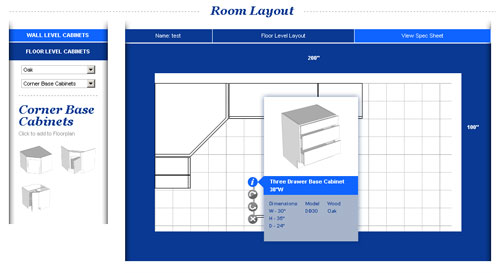 Download cabinet planner plans free for Room arranger online no download