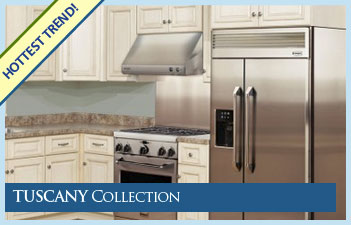 Tuscany Kitchen Cabinet Series
