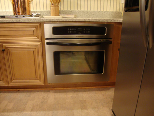 Wall Oven Cabinet Construction | Nrtradiant.com
